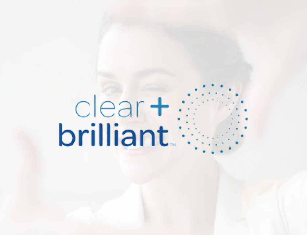Clear + Brilliant Laser