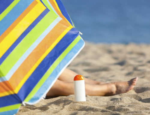 I scream, you scream. We all scream for Sunscreen!